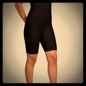 Post-Lipo Crotchless, Mid-thigh Compression Girdle